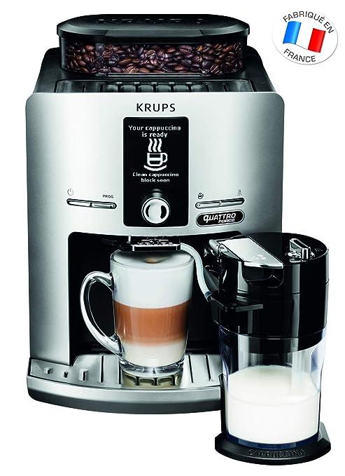 Krups Expresso - Molinillo de café, color plateado: Amazon.es: Hogar