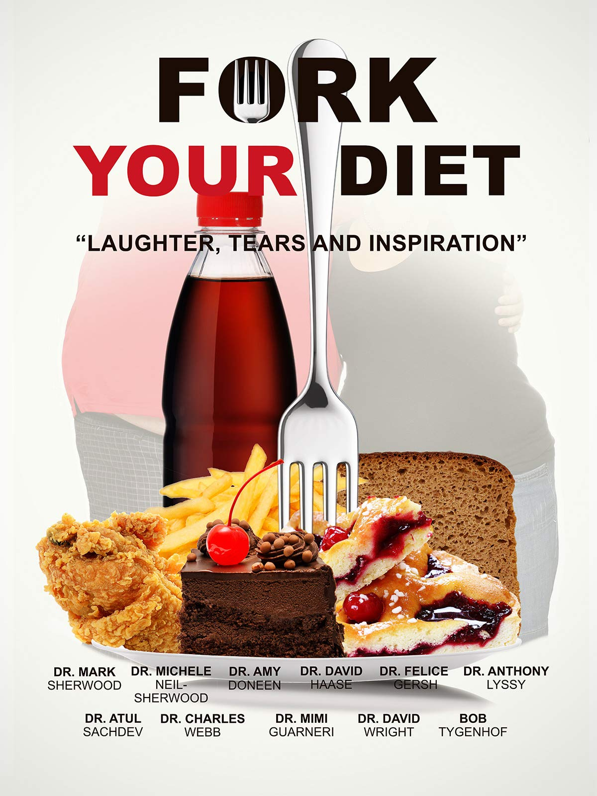 Amazon.com: Fork Your Diet: Dr. Mark Sherwood, Dr. Michele Neil ...
