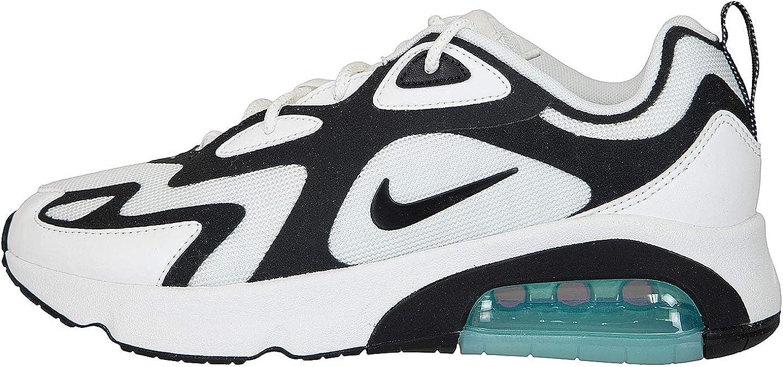 Nike Air MAX 200 - Zapatillas Deportivas, Color Blanco, Talla 39 EU: Amazon.es: Zapatos y complementos