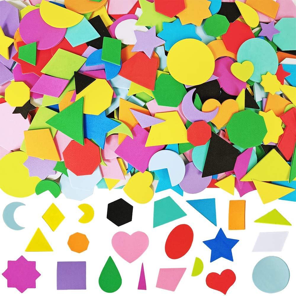 25x 30 Mm Smiley Emoji formes 3 mm-Ply formes Craft Tag-Assortiment Pack