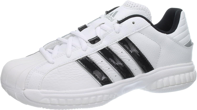 adidas Superstar 2G Speed - Zapatillas de Piel para Hombre, Color Blanco, Talla 48: Amazon.es: Zapatos y complementos