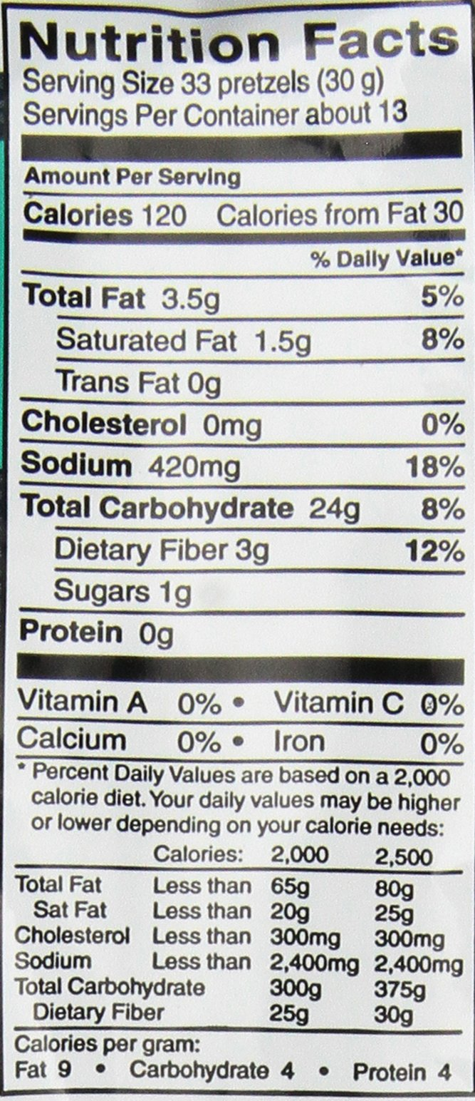 Glutino Gluten Free Pretzel Sticks, 14.1-Ounce Bags (Pack of 12) by Glutino (Image #2)