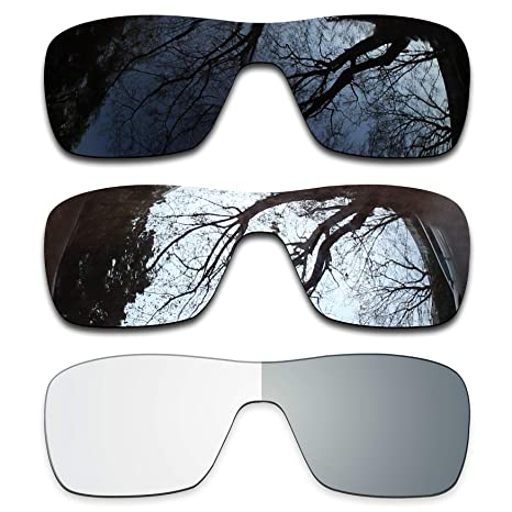 T.A.N Polarized Lenses Replacement for-SPY OPTIC Helm Sunglass-Multiple Options