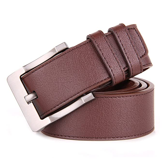 ainow male mens reversible business casual belt 1 5 width blets