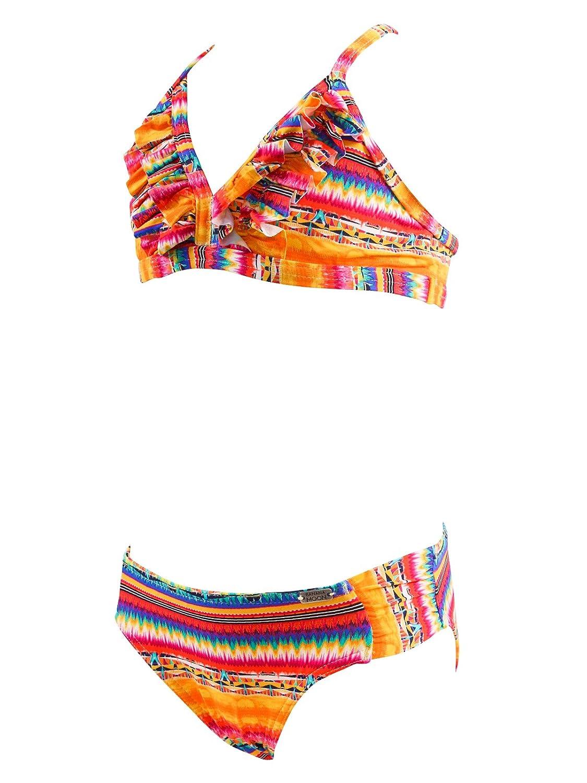 228ad533fd BANANA MOON Maillot de Bain Enfant 2 Pièces Triangle Chinka Betty Jaune:  Amazon.fr: Vêtements et accessoires