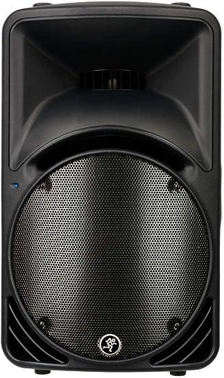 """Mackie SRM450V2 400-Watt 12"""" 2-Way Powered Loudspeaker BLACK (Single Speaker)"""