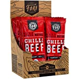 Paleo Gluten free Grass Fed and Free Range Meat Snack (Chilli Beef)
