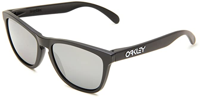 073f4bc125 Amazon.com  OAKLEY 9013-24-297 SUNGLASSES MATTE BLACK BLACK IRIDIUM ...