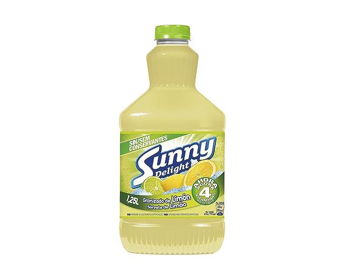 Sunny Delight - Granizado de Limón - 1.25 l