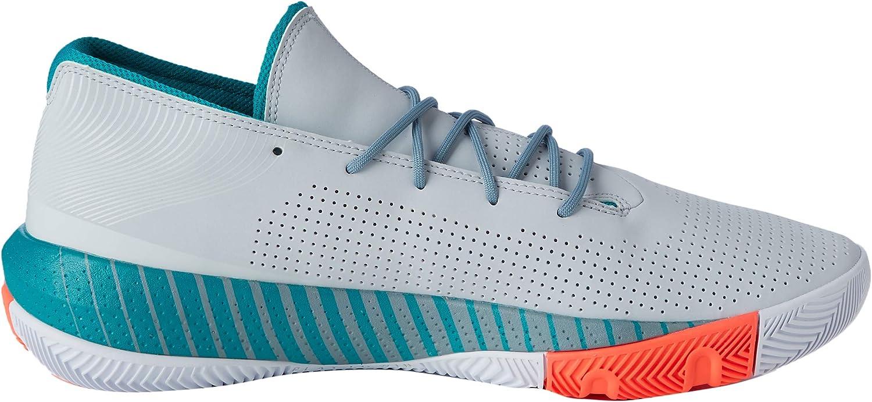 Zapatos de Baloncesto para Hombre Under Armour UA SC 3zer0 III