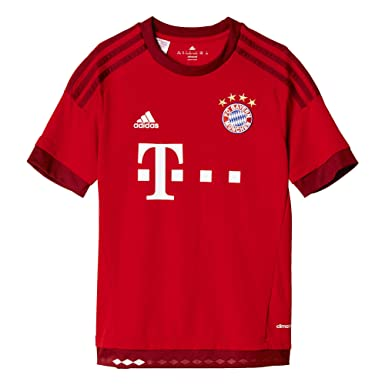 quality design 4a071 3031d adidas FC Bayern Munich Home Youth Jersey-FCBTRU