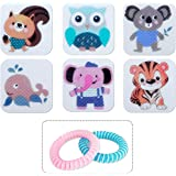 120 Pcs Patch, Resealable Stickers with 2 Bracelet- for Family Kids, Adults & Pets, 100% Natural Materials, DEET-Free, Non To