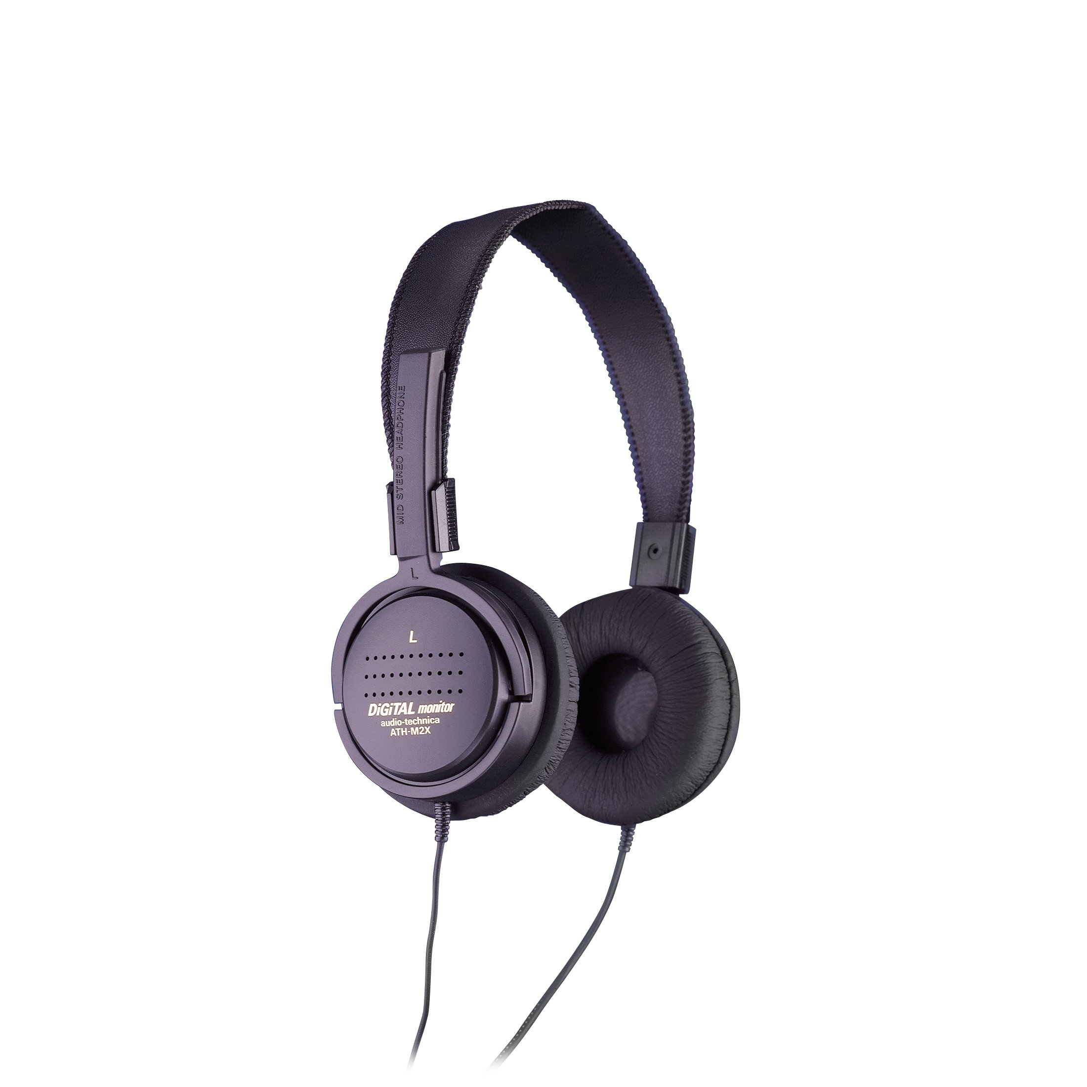 Audio-Technica ATH-M2X Mid-Size Open Back Dynamic Stereo Headphones