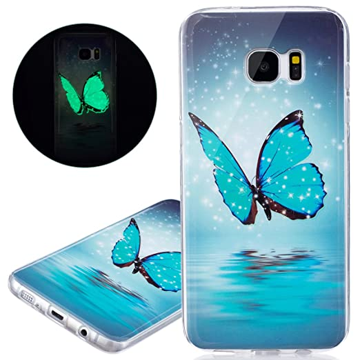 9 opinioni per Custodia per Samsung Galaxy S7 Edge- Cover Galaxy S7 Edge- ISAKEN Fashion