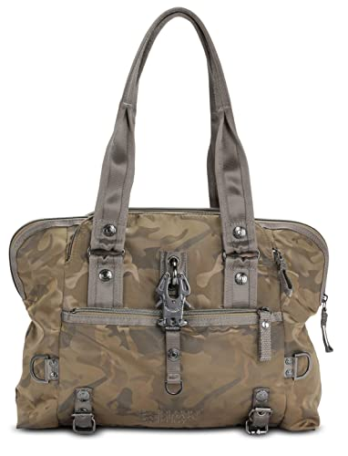 GGL George Gina & Lucy Miss Commander G01810MIS Grey Mesh UP Handtasche George Gina Lucy
