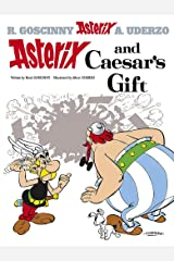 Asterix and Caesar's Gift: Album 21 Paperback