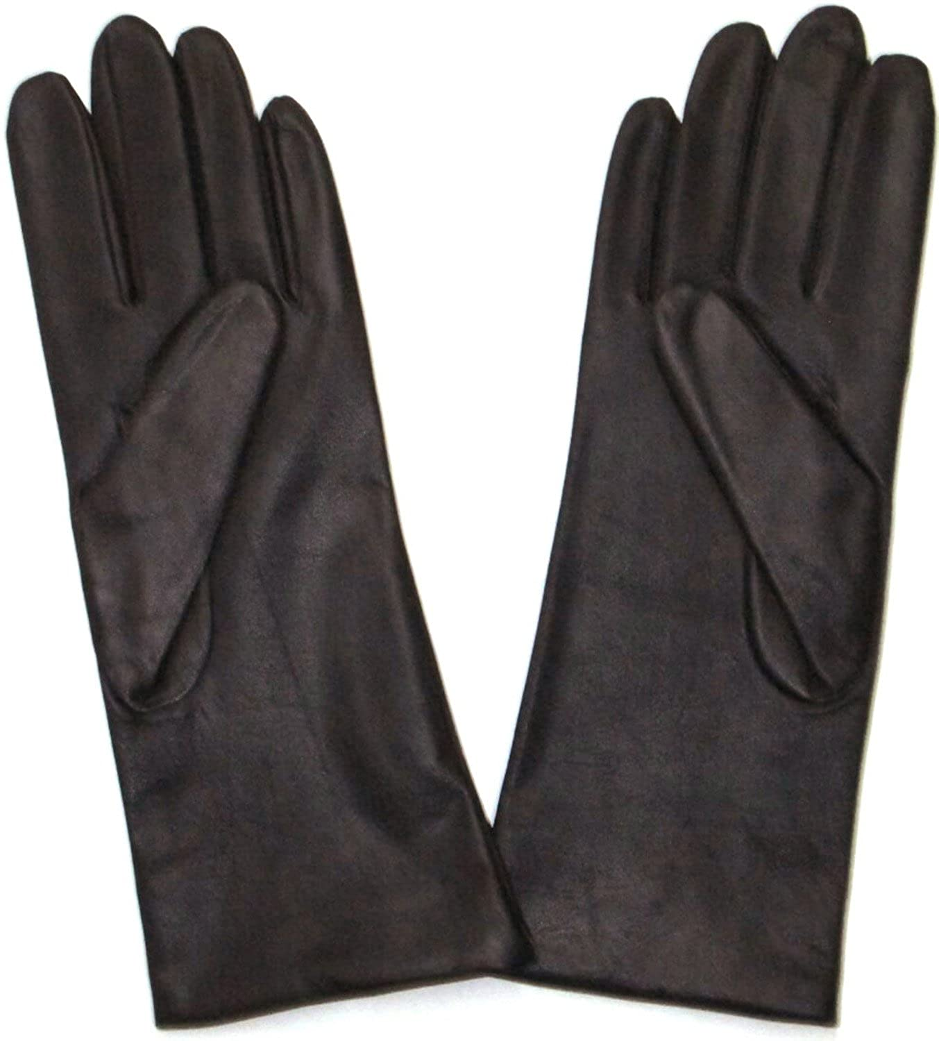 Victorian Inspired Womens Clothing Fownes Womens Cashmere Lined Lambskin Leather Gloves $25.90 AT vintagedancer.com