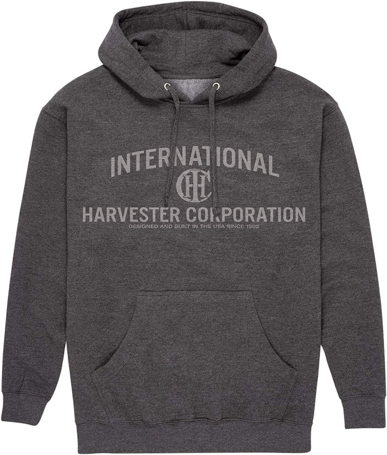 Adult Pullover Hood Country Casuals Ihc Vintage Logo