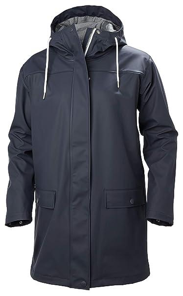 Helly Hansen Womens Dunloe Waterproof Hooded Rain Jacket