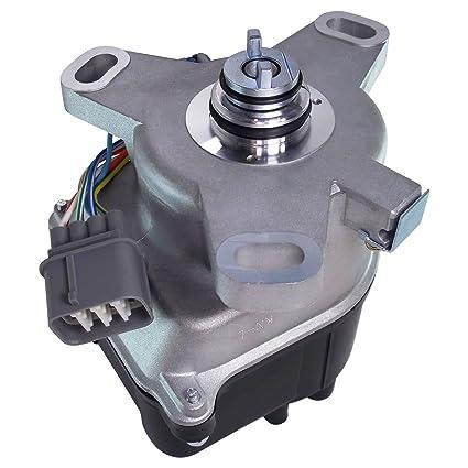 Amazoncom Ignition Distributor For 92 95 Honda Civic 15l 16l