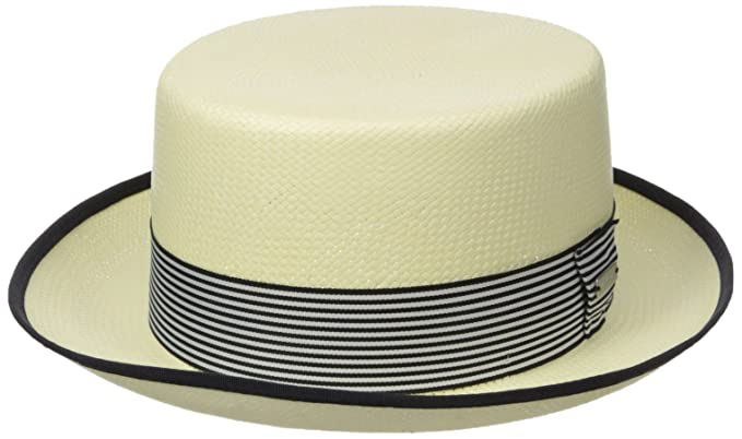 7b3aed35d91 Kangol Men s Stripe Boater  Amazon.in  Clothing   Accessories