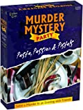 University Games Murder Mystery Party Games - Pasta, Passion & Pistols, Host Your Own Italian Restaurant Murder Mystery…