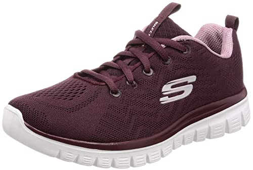Skechers 12615, Graceful-Get Connectede, Sneaker Donna ...