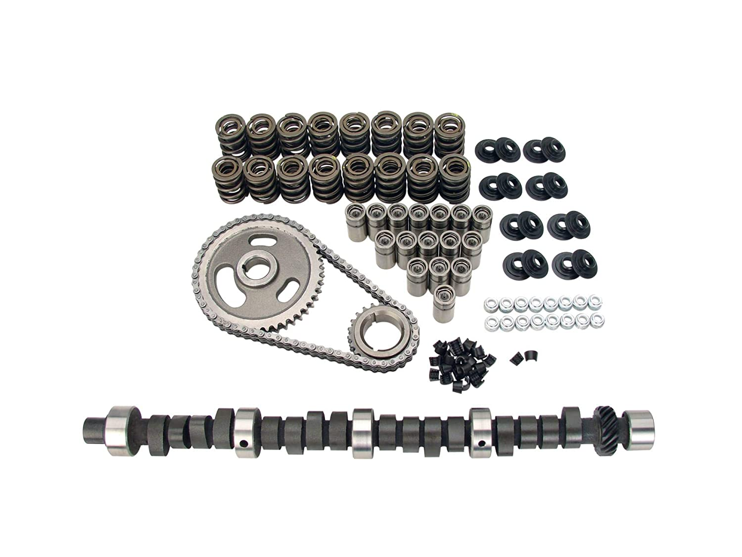 COMP Cams CL20-600-4 Thumpr 227//241 Hydraulic Flat Cam and Lifter Kit for Chrysler 273-360