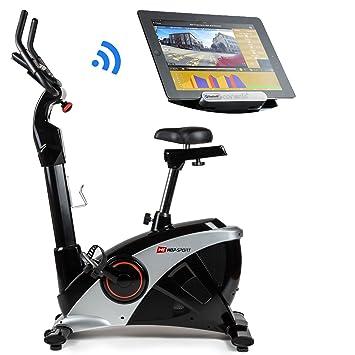 Ergómetro Hop-Sport HS-090H bicicleta estática Bluetooth 4.0 ...