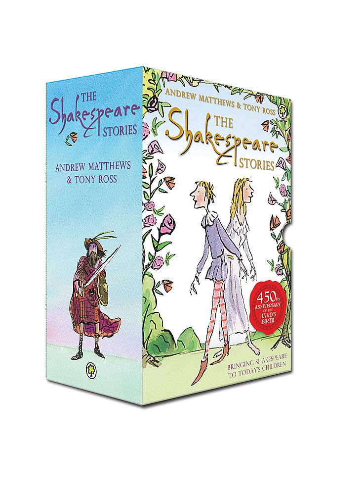 Shakespeare Books Childrens Story Collection