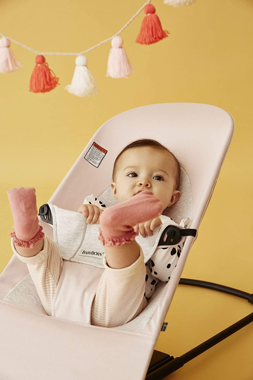 Amazon.com: Silla mecedora Balance Soft de Babybjorn, Rosa ...