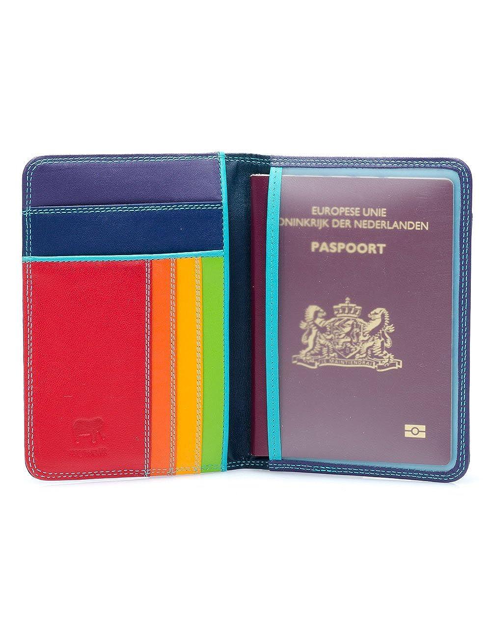 Mywalit Cuir Passport Cover Organiseur de Voyage 283