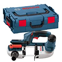 Bosch Outillage - Scie à Ruban Sans Fil Gcb 18 V-li Professional Solo- 06012a0301