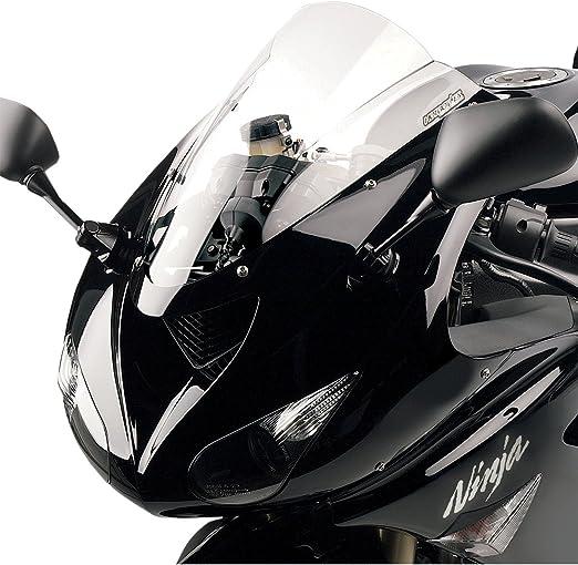Hotbodies Racing Y06R6-WGP-CLR Clear Dual Radius GP Windscreen