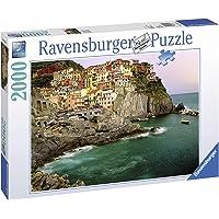 Ravensburger, Rompecabezas Cinco Tierras, Italia, 2000 Piezas