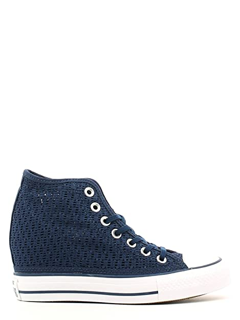 Converse All Star Chucks Scarpe Da Uomo Scarpe Da Donna High Top Sneaker Tessile stepper
