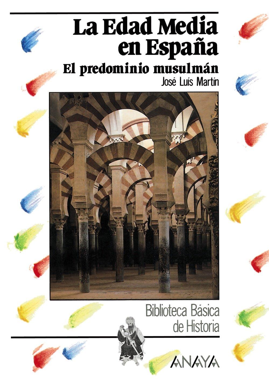 La Edad Media en España: el predominio musulmán Historia Y ...