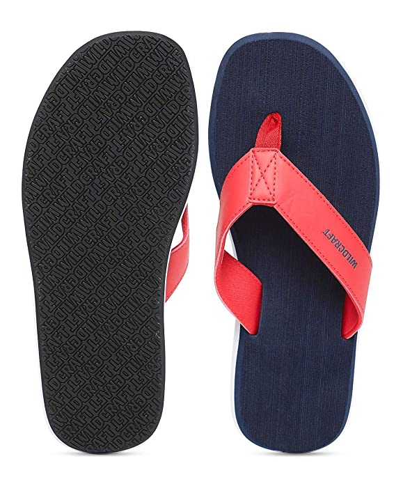 22c7be432 Wildcraft Brushed 2X Men's Slipper: Buy Online at Low Prices in India -  Amazon.in