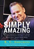 Simply Amazing: Stories of inspiration, Triumph