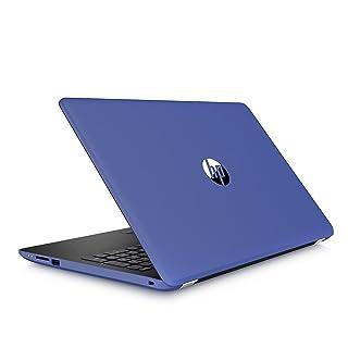 "2018 HP 15.6"" HD (1366 x 768) Flagship High Performance Laptop PC, Intel 8th Gen Core i5-8250U Quad-Core, 12GB DDR4, 2TB HDD, DVD RW, Windows 10 (Marine Blue)"