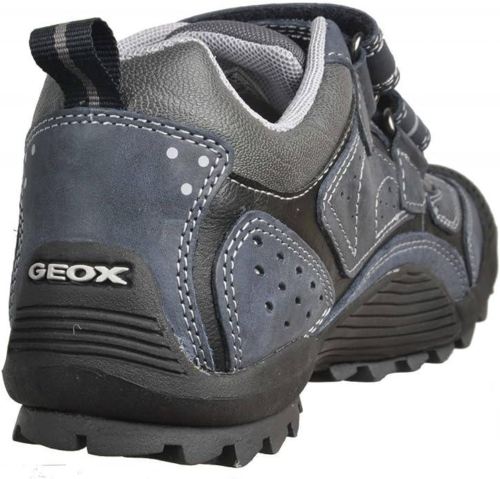 Geox Savage A, Sneaker a Collo Basso Bambino