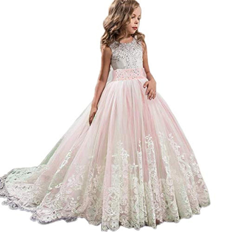 Amazon com: Princess Dress for Toddler, 2019 Girls Party Dress