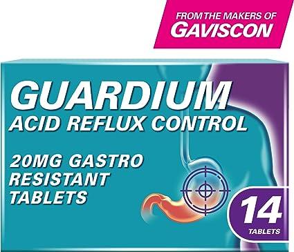 where acid reflux uk