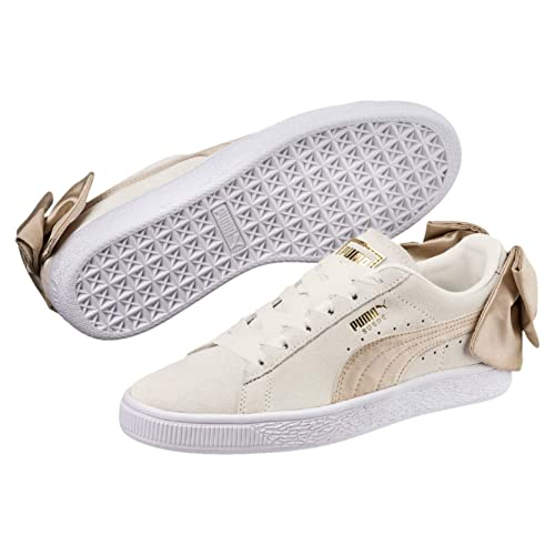 Puma Women Sneakers Suede Bow Varsity  Amazon.co.uk  Shoes   Bags 70ce1ba08