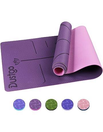 Amazon.es: Yoga - Fitness y ejercicio: Deportes y aire libre ...