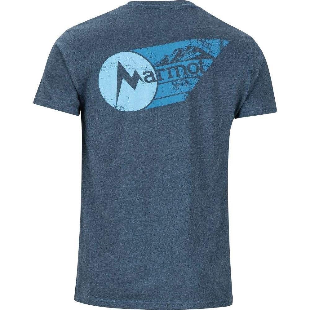 (マーモット) Marmot メンズ トップス Tシャツ Marwing T-Shirt [並行輸入品] B07F9X774K   L