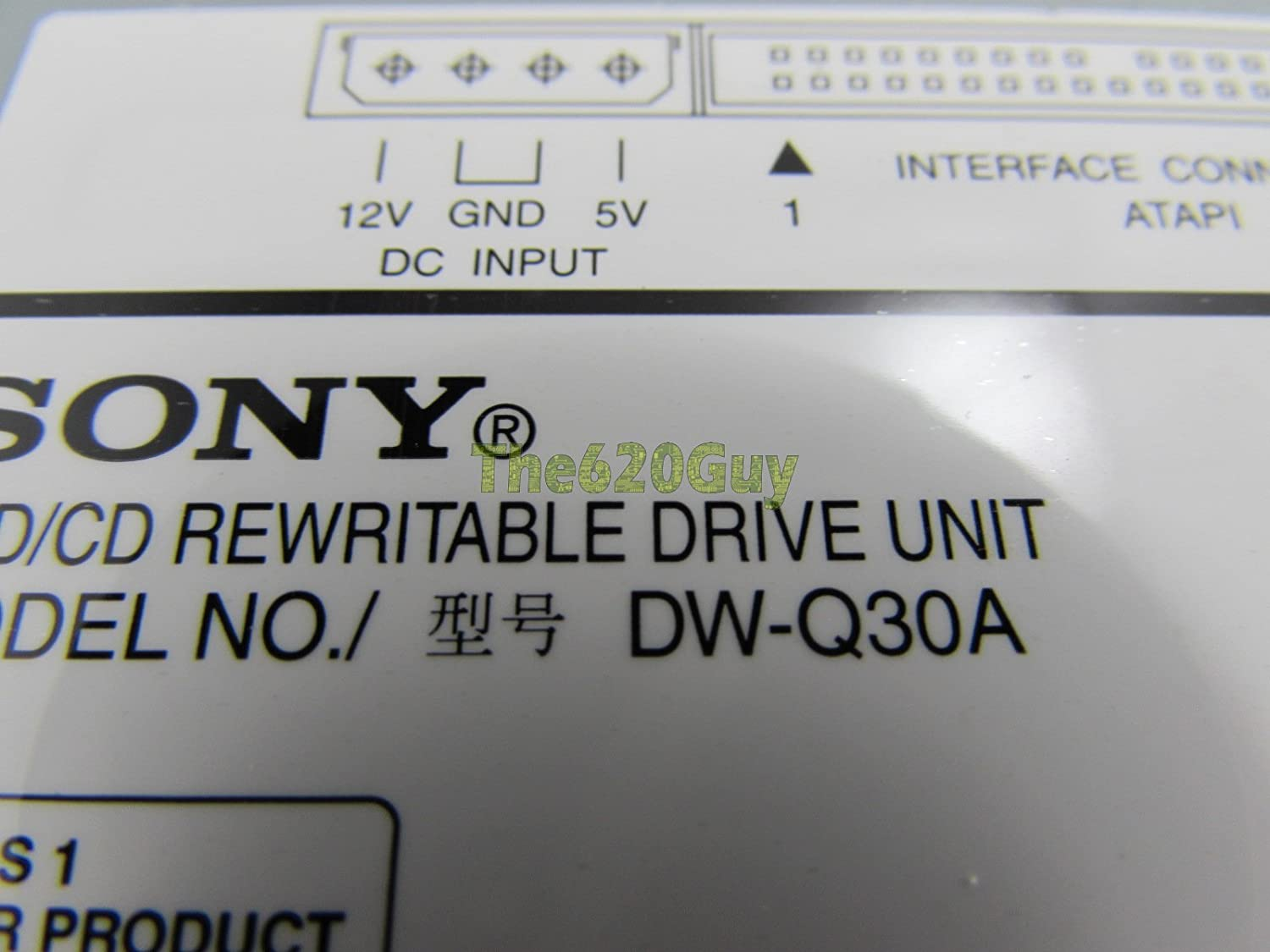 SONY DW-Q30A YYS7 DRIVERS WINDOWS XP