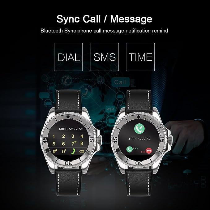 Unisex Binlun Silber Armband Quarzwerk Mit Fbl Leder Digital Uhr qUVGpSzM