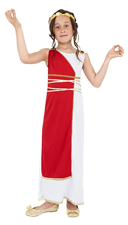 Smiffys - Disfraz para niña, Talla L (10 - 12 años) (38775L)