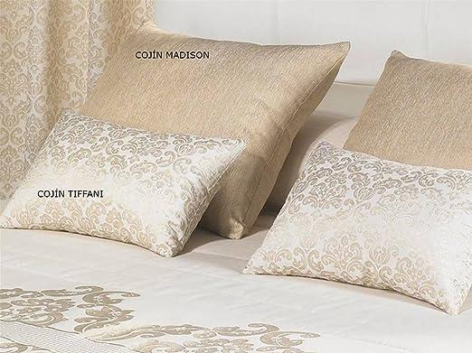 LaNovenaNube - Cojín MADISON 50x60 cm - Color Oro con ...